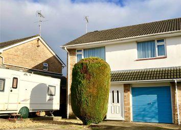 4 bed semi-detached house for sale in Phelipps Road, Corfe Mullen, Wimborne, Dorset BH21