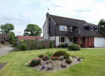Thumbnail 5 bed detached house for sale in 16 Ravelrig Park, Balerno