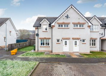 Thumbnail 3 bed semi-detached house for sale in Bridgend Close, Dingwall
