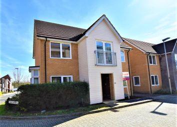 Thumbnail 3 bedroom detached house for sale in Lamour Lane, Oxley Park, Milton Keynes