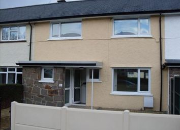 Thumbnail 2 bed terraced house to rent in The Avenue, Govilon, Abergavenny, Monmouthshire