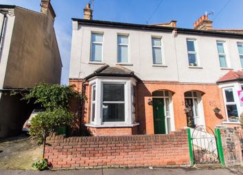 Thumbnail 3 bed end terrace house for sale in Hainault Avenue, Westcliff-On-Sea