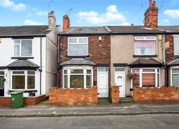 2 bed terraced house for sale in Little Barn Lane, Mansfield, Nottinghamshire NG18