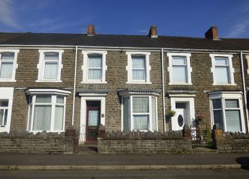 Thumbnail 3 bed terraced house for sale in Hunter Street, Briton Ferry, Neath .