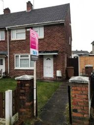 Thumbnail 2 bed end terrace house to rent in Buildwas Close, Bloxwich, Walsall