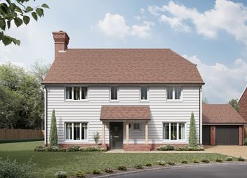Thumbnail 5 bed detached house for sale in Town Road, Cliffe Woods