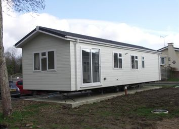 Thumbnail 2 bed mobile/park home for sale in Smallburgh, Norwich, Norfolk