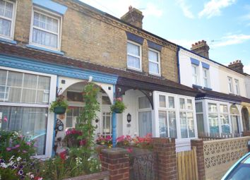 Thumbnail 3 bed terraced house for sale in Millais Road, Dover