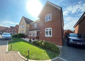 Thumbnail 5 bed detached house to rent in Lowton Gardens, Clanfield, Waterlooville