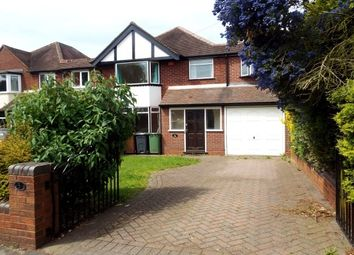 Thumbnail 4 bed detached house to rent in Whetstone Lane, Aldridge, Walsall