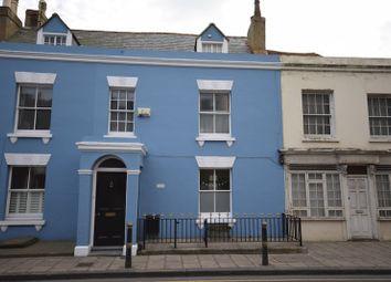 Thumbnail 3 bed terraced house for sale in Sandgate High Street, Folkestone, Kent
