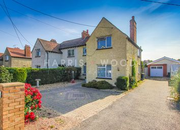 Thumbnail 3 bed semi-detached house for sale in Bromley Road, Frating, Colchester