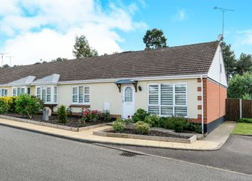 Thumbnail 3 bed detached bungalow for sale in Greenways, Sutton Heath, Woodbridge
