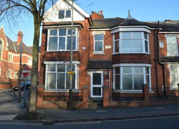 Thumbnail 4 bed town house to rent in Melbourne Road, Highfields, Leicester