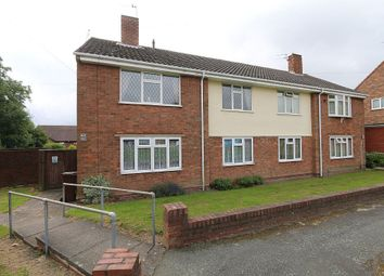 Thumbnail 2 bedroom flat for sale in Clare Crescent, Woodcross, Bilston, West Midlands