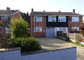 Thumbnail 4 bed semi-detached house for sale in Rushton Drive, Coalpit Heath, Bristol