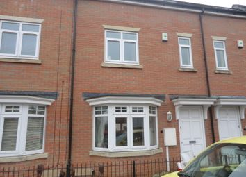 Thumbnail 3 bed terraced house to rent in Brunswick Mews, Tachbrook Street, Leamington Spa