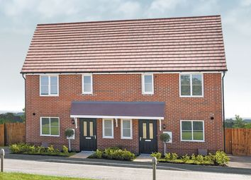 """Thumbnail 3 bed end terrace house for sale in """"The Eveleigh"""" at Celsea Place, Cholsey, Wallingford"""
