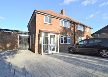 Thumbnail 3 bed semi-detached house for sale in Mendip Road, Bexleyheath
