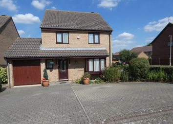 Thumbnail 4 bed detached house to rent in Butler Way, Kempston, Bedford