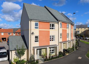 4 bed town house for sale in Burrough Fields, Cranbrook, Exeter EX5