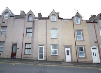 Thumbnail 3 bed terraced house for sale in Constantine Terrace, Caernarfon, Gwynedd