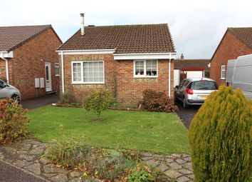 Thumbnail 2 bed detached bungalow for sale in Salway Gardens, Axminster, Devon