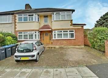 Thumbnail 8 bed semi-detached house for sale in Farmleigh, London