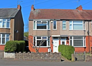 Thumbnail 2 bed end terrace house for sale in Erithway Road, Finham, Coventry