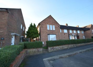 Thumbnail 3 bedroom end terrace house for sale in Cowridge Crescent, Luton