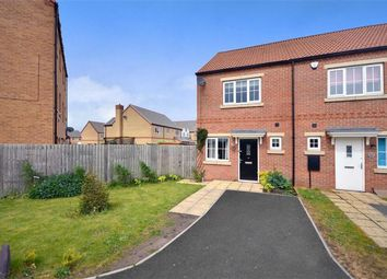 Thumbnail 2 bed end terrace house for sale in Germain Close, Selby