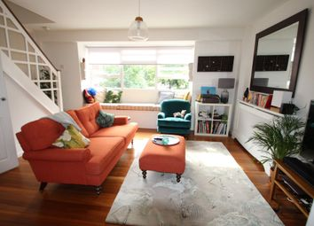 Thumbnail 3 bed maisonette for sale in Mountwood, West Molesey