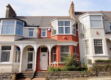 3 bed terraced house for sale in Beechwood Terrace, Mutley, Plymouth PL4
