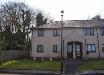 Thumbnail 3 bed flat for sale in Corberry Mews, Dumfries