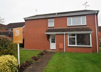 Thumbnail 2 bed flat to rent in Dowell Close, Taunton