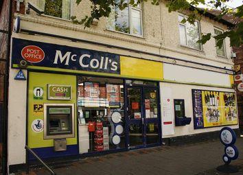 Retail premises for sale in Carlton, Nottinghamshire NG4