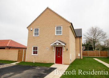 Thumbnail 3 bed semi-detached house for sale in Bessey Close, Filby, Great Yarmouth