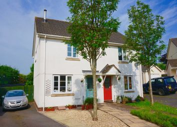 Thumbnail 2 bed semi-detached house for sale in Winkleigh, Devon