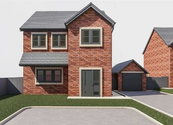 Thumbnail 4 bed detached house for sale in Plot 1 Kates Beck, Parkett Hill, Scotby, Carlisle, Cumbria