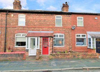 Thumbnail 2 bed terraced house for sale in Leonard Street, Stockton Heath, Warrington