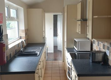 Thumbnail 4 bed end terrace house to rent in Sausthorpe Street, Lincoln
