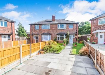 Thumbnail 3 bed semi-detached house for sale in Whitethorn Avenue, Burnage, Manchester, Gtr Manchester
