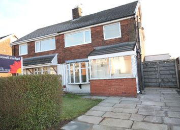 Thumbnail 3 bed semi-detached house to rent in Eastfields, Radcliffe, Manchester, Greater Manchester