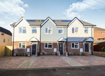 Thumbnail 3 bedroom terraced house for sale in Harcourt Road, Southampton