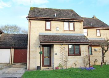 Thumbnail 2 bed semi-detached house for sale in Manor Road, Witney