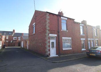 Thumbnail End terrace house for sale in Joseph Street, Stanley