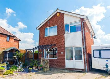 Thumbnail 3 bed detached house for sale in Webb Road, Raunds, Wellingborough, Northamptonshire