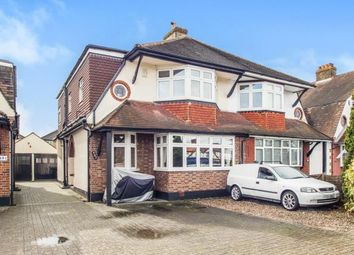 Thumbnail 4 bed semi-detached house for sale in Ewell, Surrey, England
