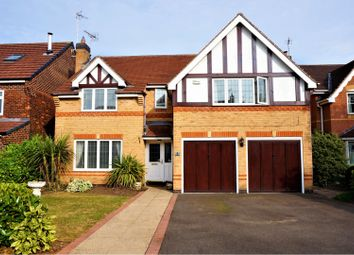 Thumbnail 5 bed detached house for sale in Granby Avenue, Mansfield