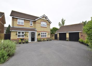 Thumbnail 4 bed detached house for sale in Gover Road, Hanham